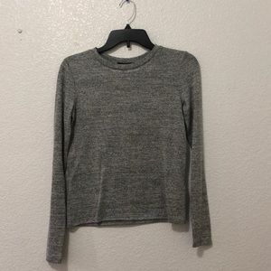 F21 • LONG SLEEVE TOP